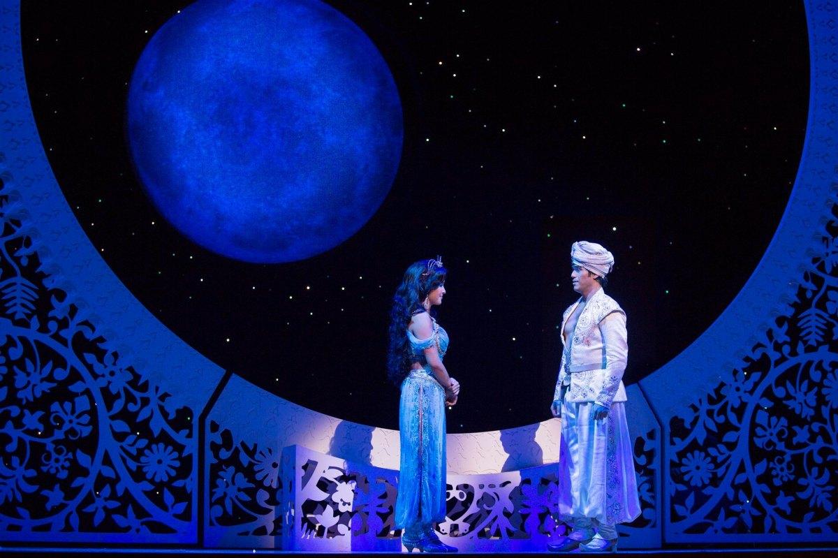 Roteiro musical em NY :: Aladdin