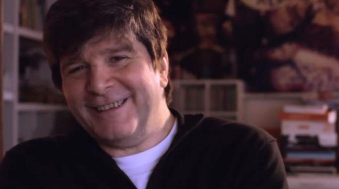 Marcelo Rubens Paiva, no vídeo de lançamento do Trip Book
