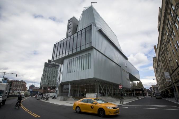 Edifício do novo Whitney Museum em Nova York. Foto: Público