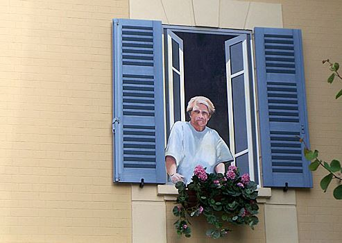 janelas falsas