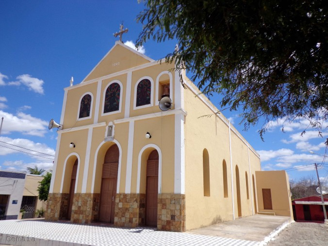 Igreja de Nossa Senhora do Perpétuo Socorro. Foto: GerMaia (Creative Commons)