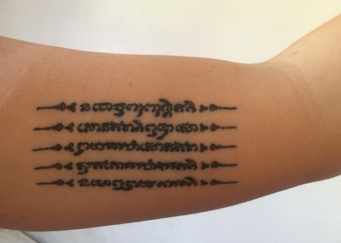 Tatuagem Marcel