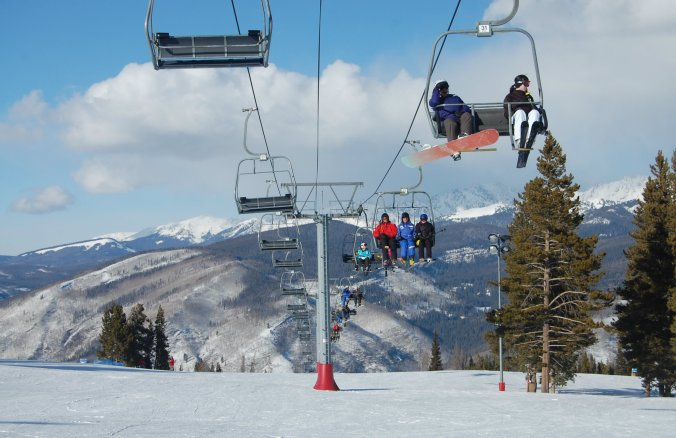 Vail - Colorado - EUA - 2012