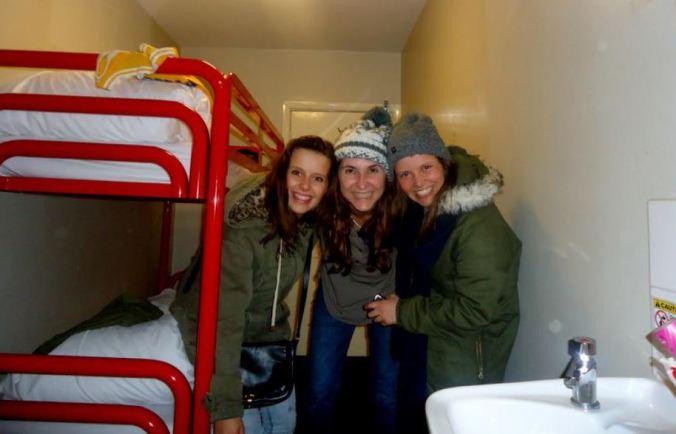 La vie en Hostel, em Londres, 2013. Foto: Arquivo pessoal